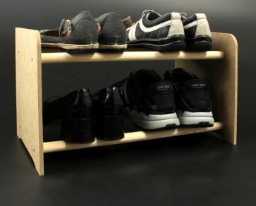 Cipőállvány Soft, 27x46x24 cm