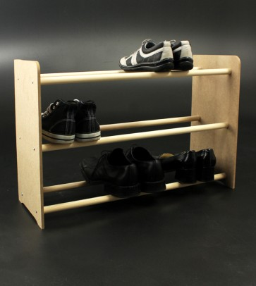 Cipőállvány Soft, 45x46x24 cm