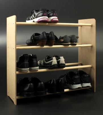 Cipőállvány Soft, 63x90,5x24 cm