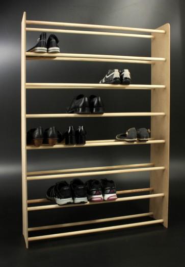 Cipőállvány Soft, 135x65,5x24 cm