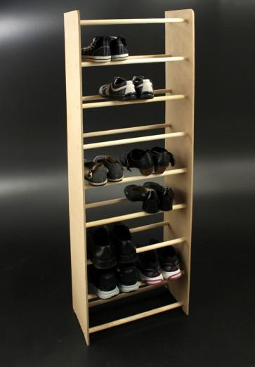 Cipőállvány Soft, 153x90,5x24 cm