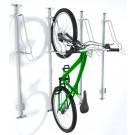 Forgatható kerékpártartó