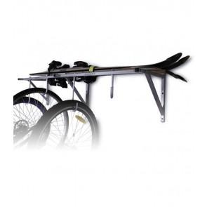 Kerékpár tartó állvány, 4 kerékpárra