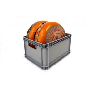 Robusto műanyag tároló doboz 20 L, 40x30x22 cm