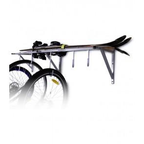 Fali kerékpártartó, 5 kerékpárra