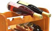 Közepes állvány (10-30 üvegig)